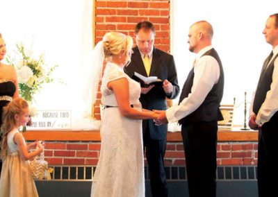 North Apothecary Loft Ceremony