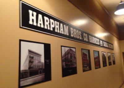 Harpham 1st Floor Hallway