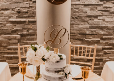 Sweetheart Table/Cake Table